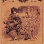 19世紀アメリカの蒸気人間