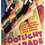 『フットライト・パレード』 1930年代の豪華レビュー映画
