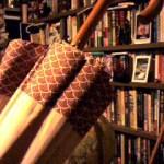 16本の骨の傘