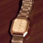 オリエントのシャンドールという腕時計を中古で買ったが古すぎて時計屋でもベルトの調整ができなかった話