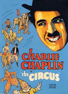 the-circus-charlie-chaplin-1928-everett