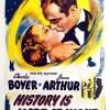 『歴史は夜作られる』ロマンスありサスペンスありユーモアあり タイタニックを思わせる船の遭難スペクタクル