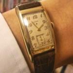 クリスマスイヴに届いた機械式時計 かなり贅沢な気分に浸れる大人のおもちゃ