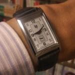 アール・デコな時計の復刻版で満足していたはずが、やっぱり機械時計に興味惹かれるなあ