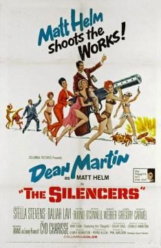 サイレンサー 沈黙部隊 the-silencers-1966
