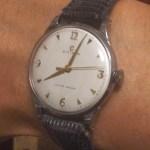 『ラ・ラ・ランド』っぽいシチズンの腕時計を落札