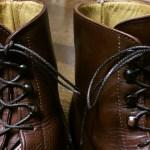 靴ひも工房 切れたという理由以外で靴ひもを買ったのは初めて