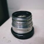 Jupiter-8 50mm F2 旧ソ連のオールドレンズ まず手始めに