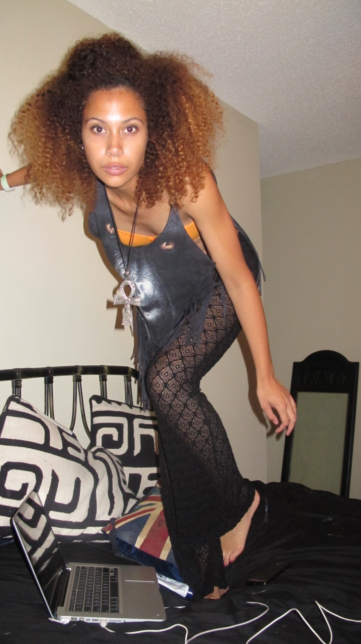 Danielle Natural Hair Style Icon Black Girl With Long