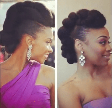 teyonah-parris-sag-awards-updo-tutorial