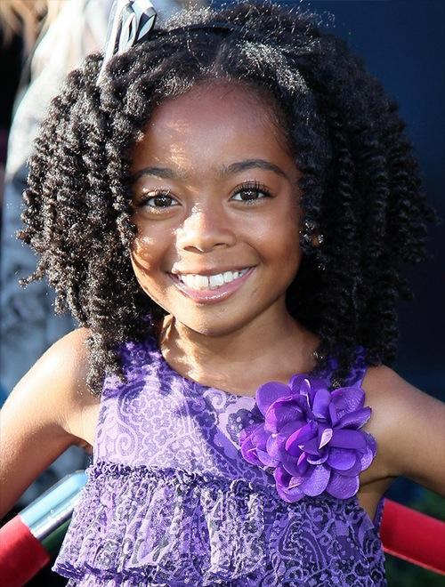 Fro Spotting: Adorable Skai Jackson | Black Girl with Long ...