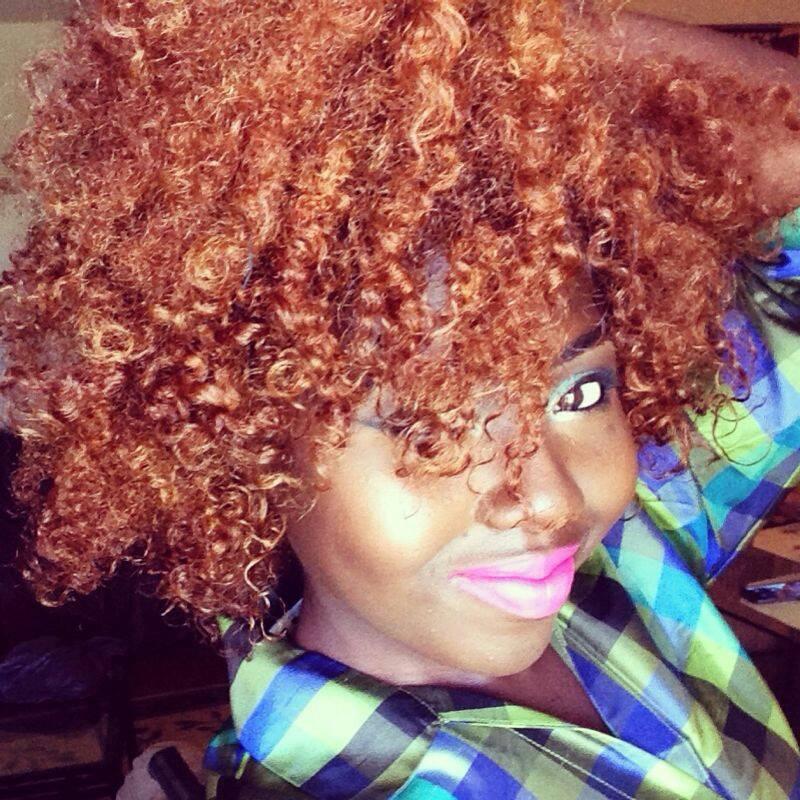 Nana From Virginia Type 4 Natural Hair Black Girl