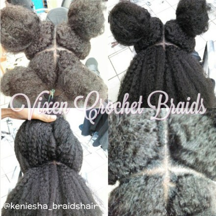 Crochet Braids En Vixen : Vixen Crochet Braids Are the NEW Crochet Technique Black Girl with ...
