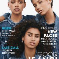 Teen Vogue's Unexpected Black August Cover