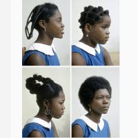 11 Stunning Vintage Portraits of Congolese Schoolgirls