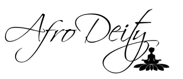 afro deity logo