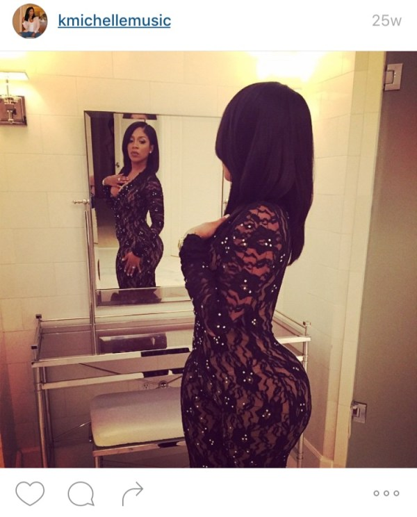K Michelle Before And After [Pic] K. Michelle Star...