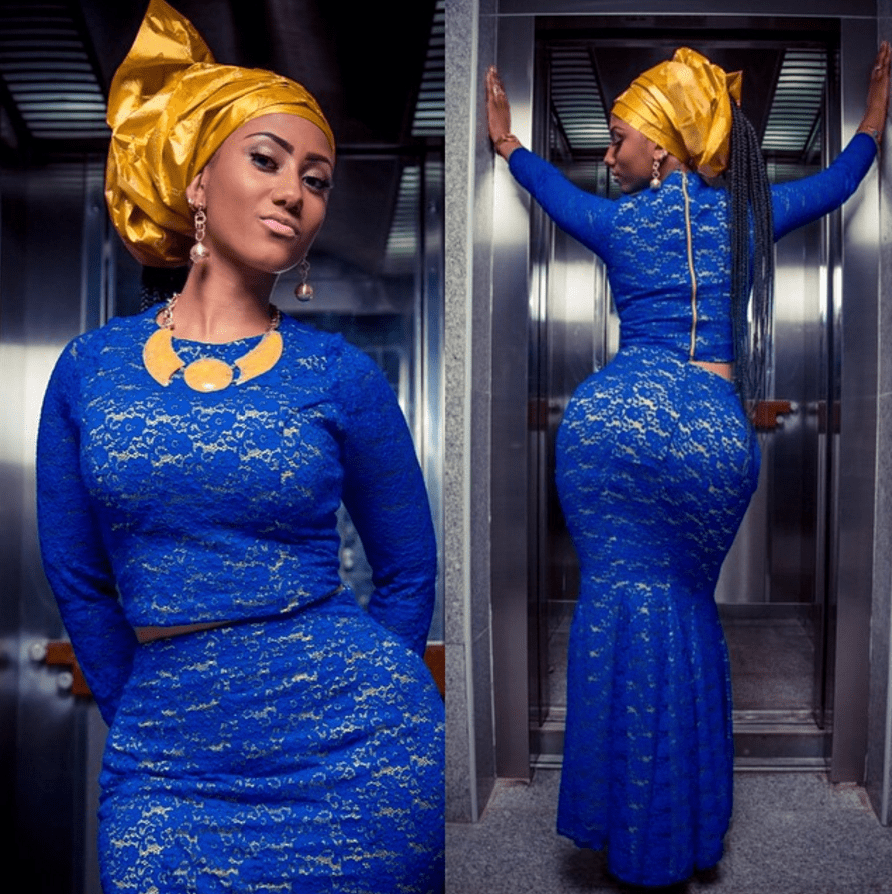 20 Photos of Ghanaian Socialites Who are Flaunting Their Extreme Curves on Instagram and Gaining Huge Followings