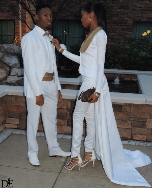 7 Black Girls Who Wore Suits to Prom and SLAYED | The Mane ...