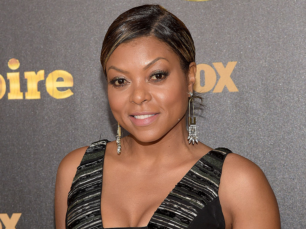 Taraji P. Henson Did a Voluminous Roller Set on Her Natural Hair and It is Absolutely Gorge!