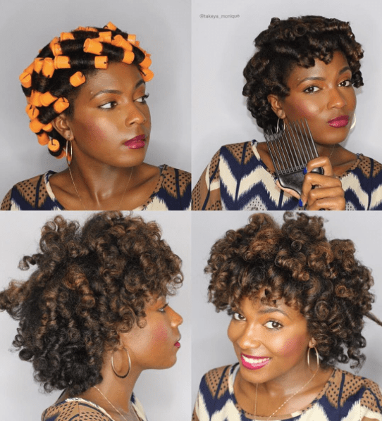 15 More Stunning Natural Hair Pictorials