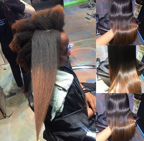 20 More Pictures Of Natural Hair Shrinkage That Will Blow