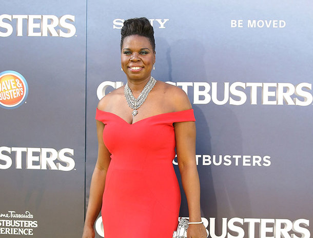 After Speaking Out Against Racist Cyberbullying, Leslie Jones is Hacked; Private Info and Nudes Revealed