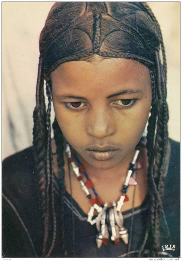 tuareg braids