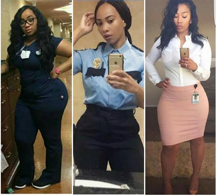 'Why Should We Hide?' After #TeacherBae Goes Viral, More Images of Curvy Black Professionals Surface