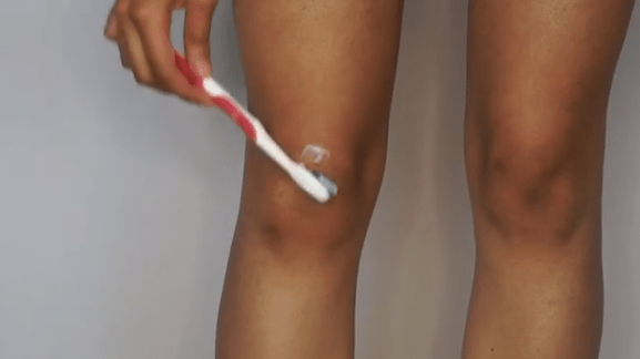 Beauty Blogger Uses Baking Soda and Cucumber to Lighten Hyperpigmented Knees
