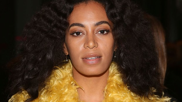 NEW YORK, NY - APRIL 24:  Solange Knowles attends The Whitney Museum of American Art's opening dinner party hosted by MaxMara at the museum's new location on April 24, 2015 in New York City.  (Photo by Taylor Hill/WireImage)