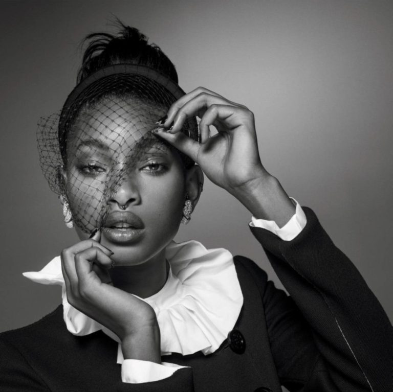 [Pics] Willow Smith Ditches Her Locs, Rocks Sleek Strands for Astounding Vogue Paris Shoot