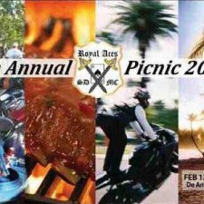 Royal Aces SD MC 27th Annual Picnic