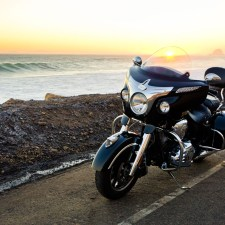 Indian Motorcycles Rides Coast 2 Coast with BGR to the Sisters Centennial Ride