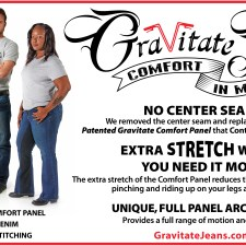 GRAVITATE JEANS JOINS THE BEAUTIFUL BIKERS CONFERENCE & THE RIDE THE RUNWAY FASHION SHOW