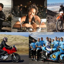 WCM donates scholarships to Big Apple Motorcycle School and they matched it!!
