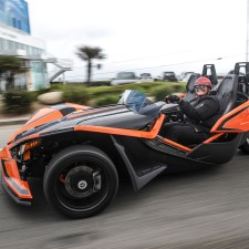 First Ride: 2018 Polaris Slingshot