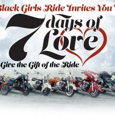 7 Days of Love: Give the Gift of the Ride