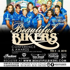 2018 Beautiful Bikers Club Honorees - Street Angels MC