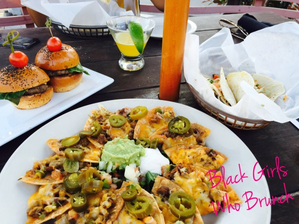 Nachos, sliders and TACOS!