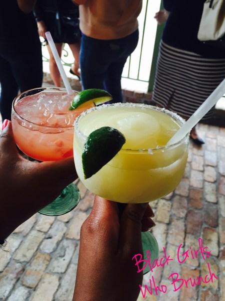 Margaritas from El Tiempo!