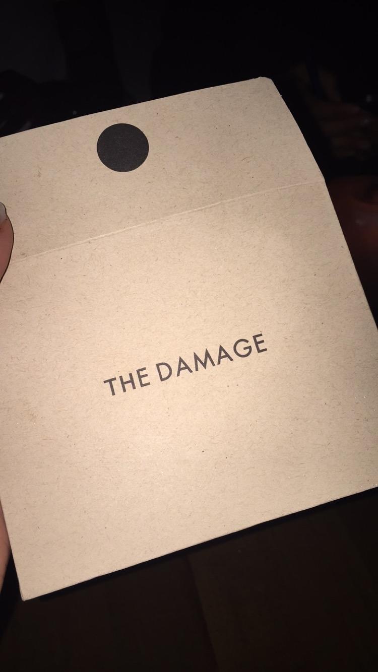 The damage wasn't so bad!