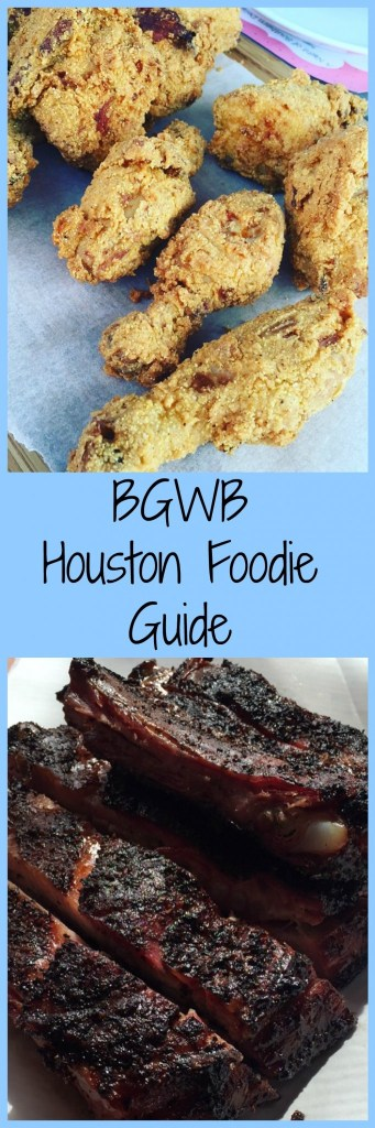 Houston Foodie Guide