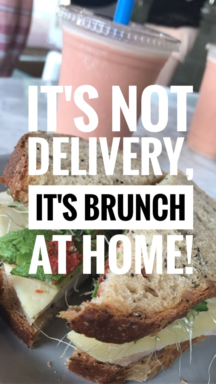 It's Not Delivery, It's Brunch at Home!-10