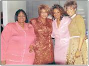 Clark Sisters - 2006
