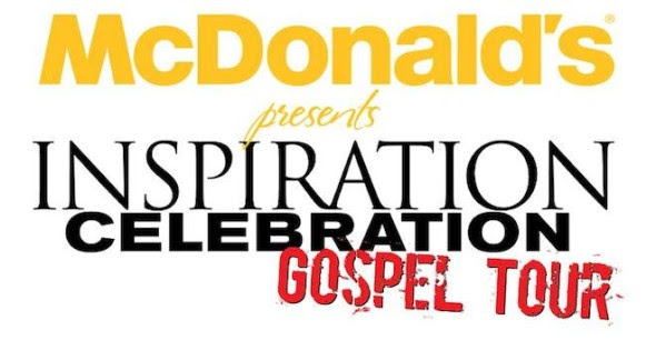 McDonalds USA Inspiration Celebration Gospel Tour