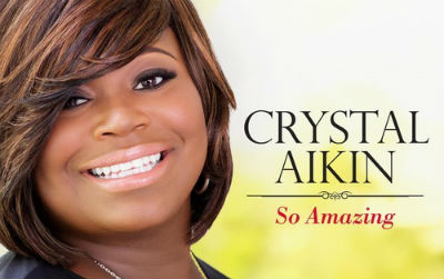 Crystal Aiken - So Amazing