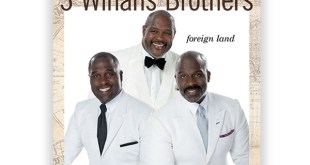 Marvin, Carvin & BeBe Are - 3 WINANS BROTHERS - FOREIGN LAND - Now Available !!!!
