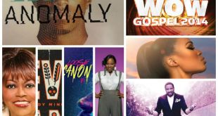 Week of November 1, 2014 Billboard Top Gospel Albums Chart