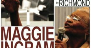 Maggie Ingram & The Ingramettes - Live In Richmond